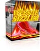 Thumbnail Website Sizzler $8.98-Develop  Content Reach websites