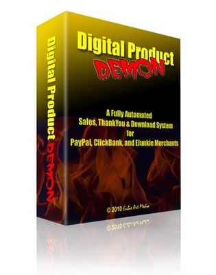 Product picture Sales, Thank You, and Download System WP plugin
