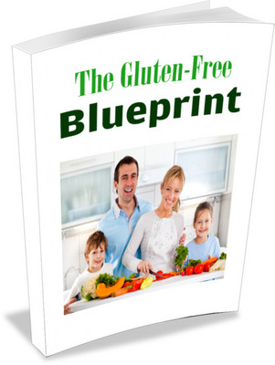 Product picture The Gluten Free Blueprint-Gluten Free *New*