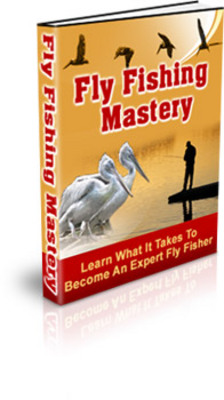 Product picture Fly fishing Mastery -book