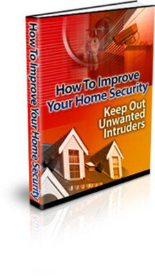 Product picture Home Security- How to imrove it