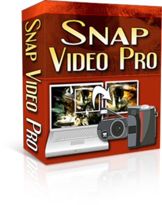 Product picture Snap Vdeo Pro-Snap Video Pro screen capture softwear