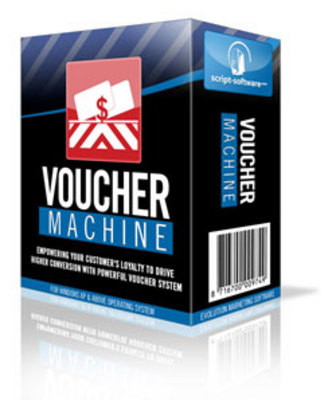 Product picture Voucher Machine -Vaoucher Machine  With Resel Rights